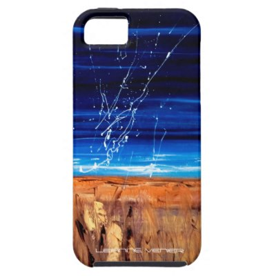 Iphone case – Immortal Evanescence Blue