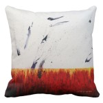 Pillow - RED - Passions Flurry