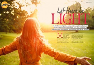 TOP-SANTE-UK-MAGAZINE---SHINE-ON-article-quoting-Leanne-as-Color-and-Light-expert-1