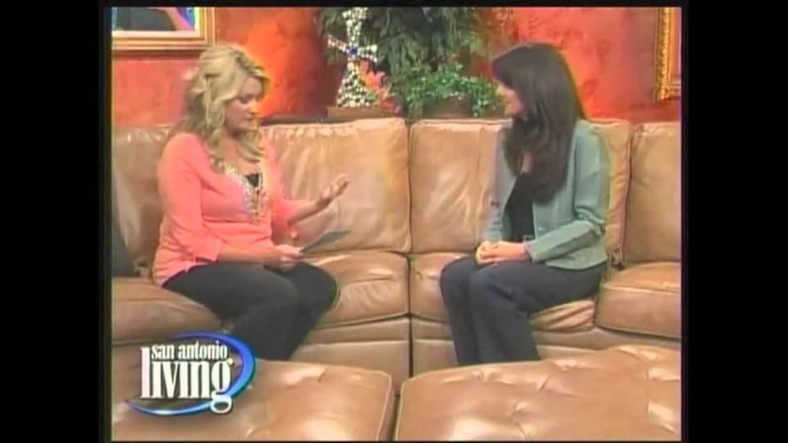 Leanne on NBC-TV