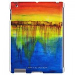 Ipad Case - Spectral Depths
