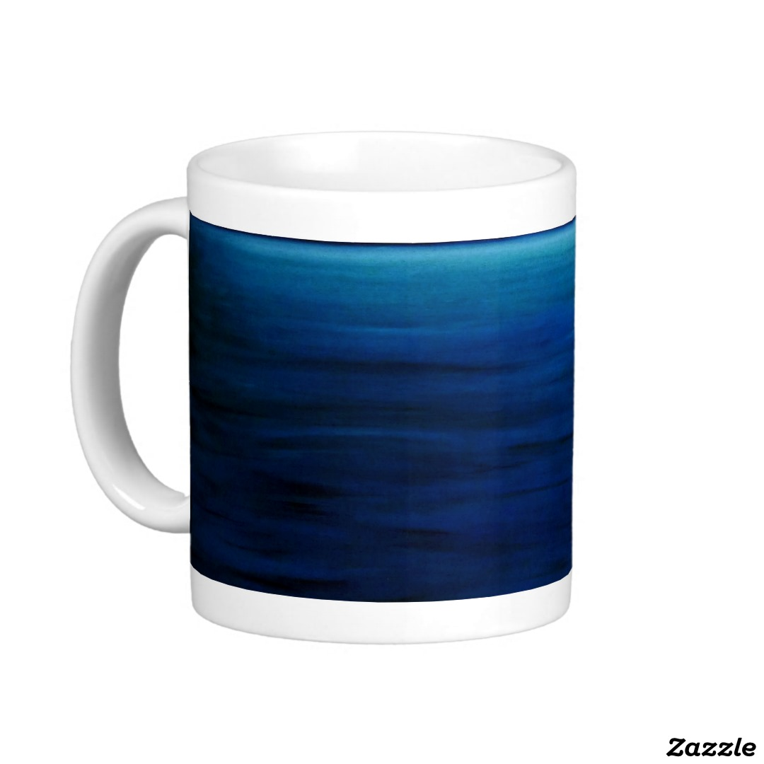 Mug – Teal – Beyond Awareness