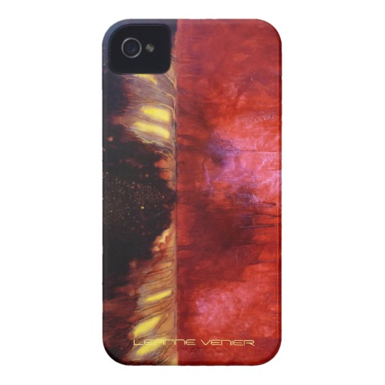 Phone case, Android – RED – Pulsating Luminosity