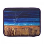 Computer padded case - 2 sided - RED, BLUE - Immortal Evanescence and Traveling in Time